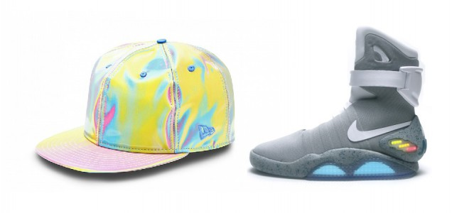 New Era x Nike Air Mag – Marty Mcfly Combi – Capaddicts
