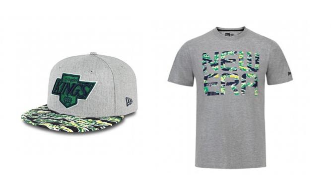 Tiger NE Stack – T-Shirt Los Angeles Kings Snapback New Era