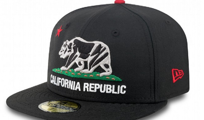 new era  Custom California Republic 59FIFTY
