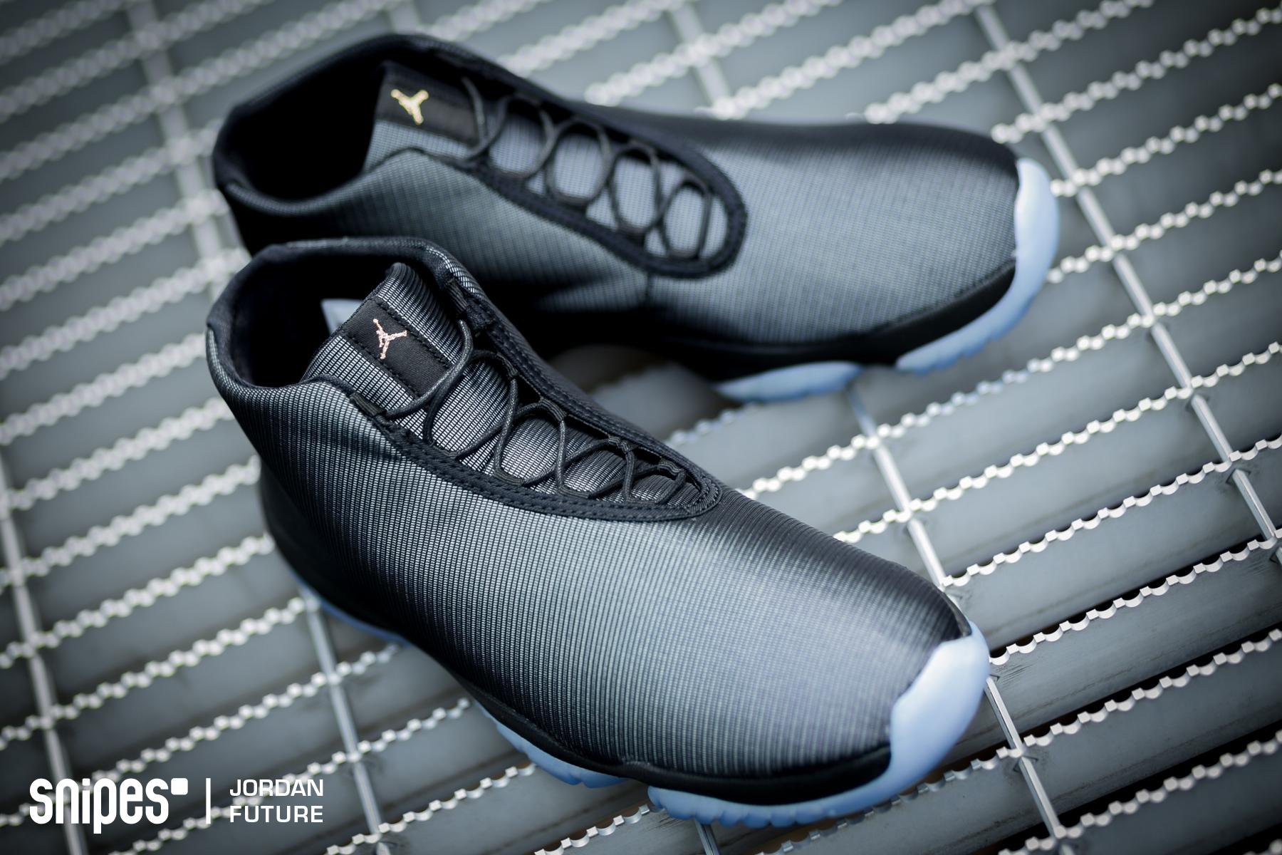 Air Jordan Future Blackblack Capaddicts Lifestyle Of A