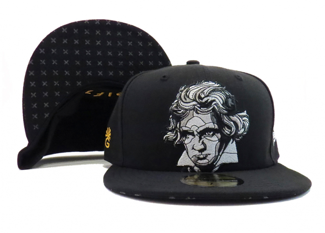 new-era-Gift Universal - Beethoven New Era Fitted