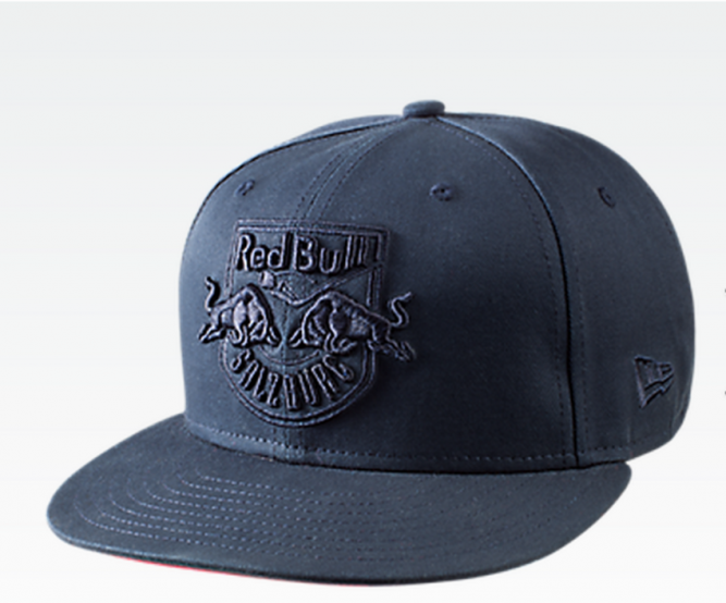 New Era 9Fifty Tonal Red Bull Salzburg Capaddicts
