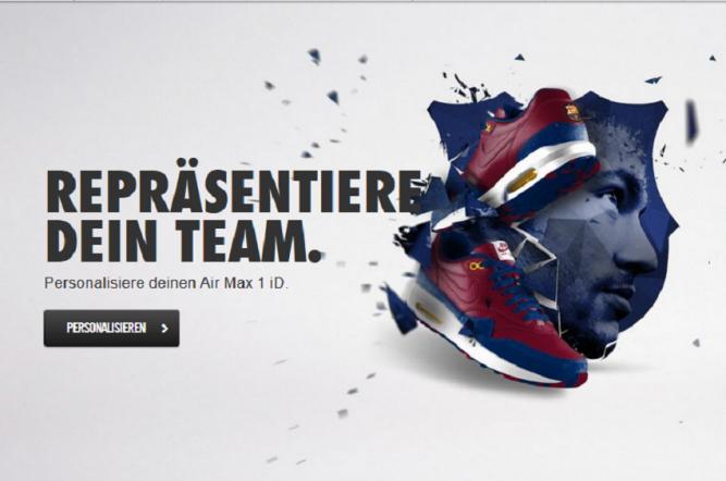 NIKE x FC Barcelona – Air Max 1 – Capaddicts – Lifestyle of