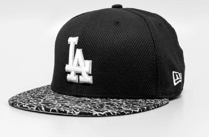 new-era-Los Angeles Dodgers Visor Hook