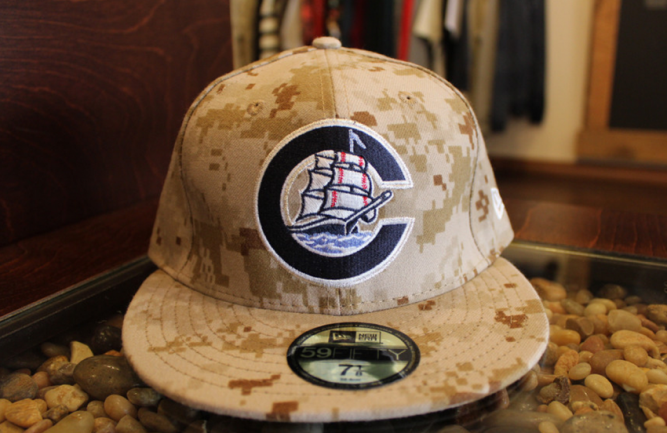 New Era Capaddicts Columbus Clippers Fitted