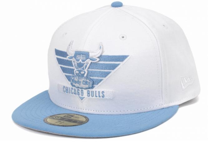 New Era Caps Chicago Bulls Fitted
