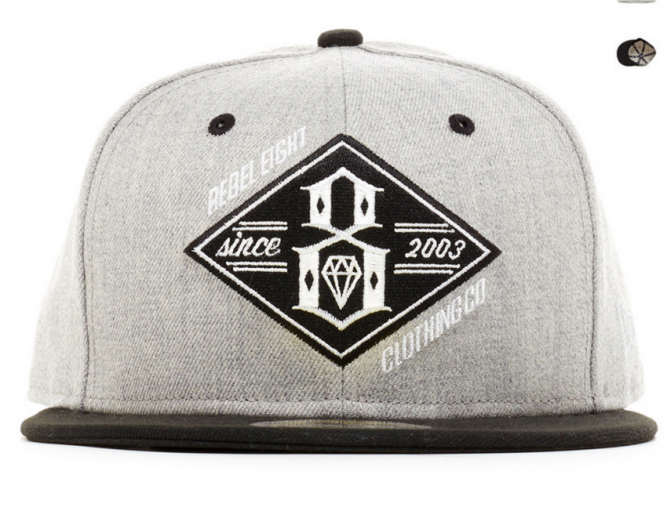 New Era Fitted Rebel( Fitted