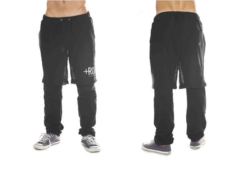 RS81648_Rocawear_Sport De Lux_Sweat Pants_black R1501 K003-scr