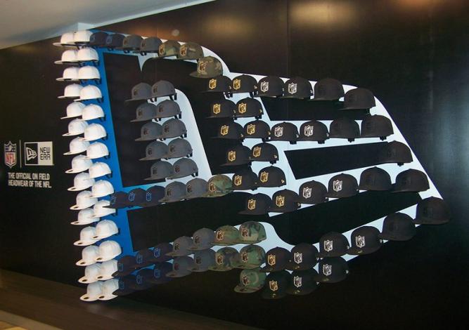 new-era-cap-wall-collection-sammlung-nfl-superbowl-nyc