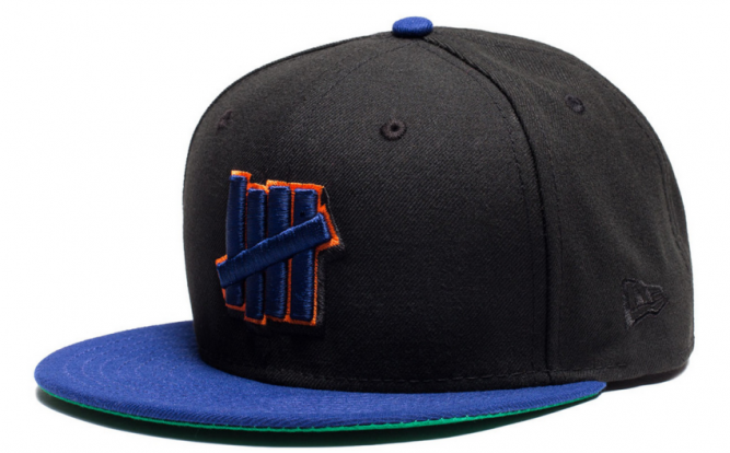 New Era Undefeated Fitted Capaddcits