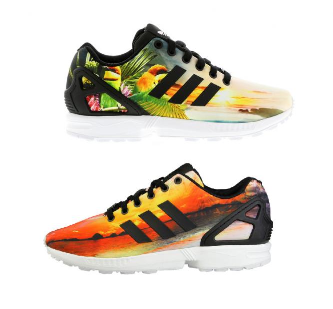 adidas-flux-2015-summer Foot Locker präsentiert Life in Hypercolour mit Männer- und Frauenstyles