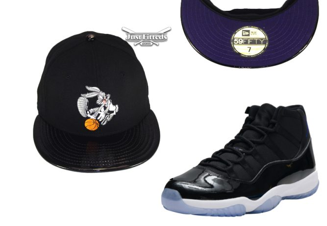 NEW-ERA-JORDAN-11-SPACE-JAM-MICHAEL-BUGS-BUNNY