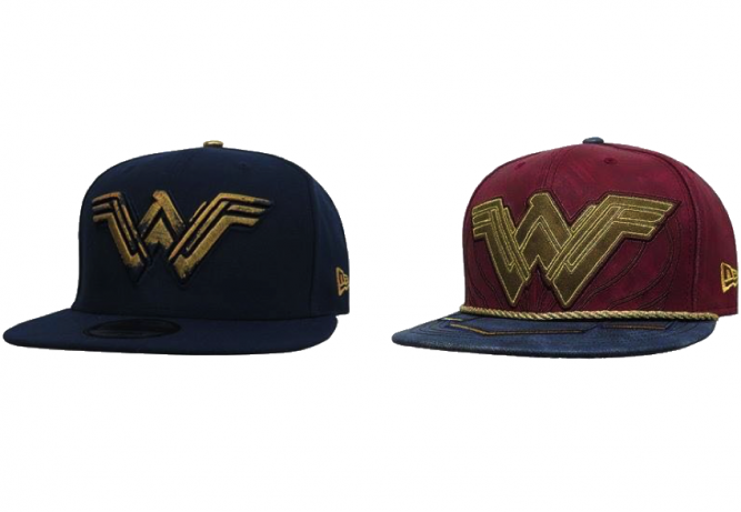 Wonder Woman Movie Battle Armor 59Fifty Fitted Hat