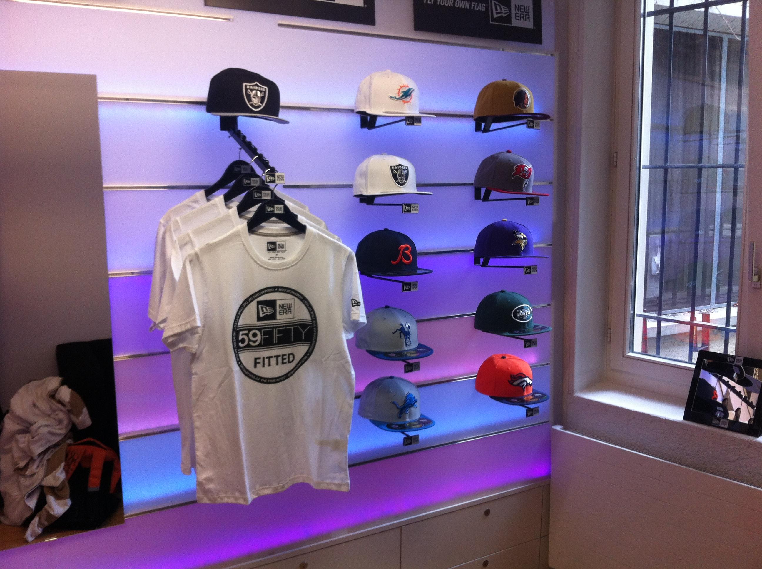 Flag Cap Store